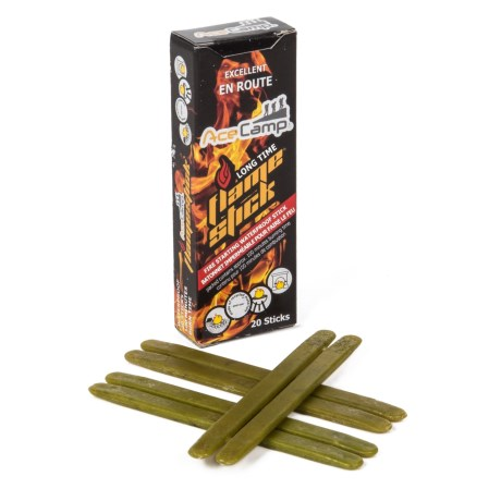 AceCamp Flamesticks - 20-Pack in See Photo