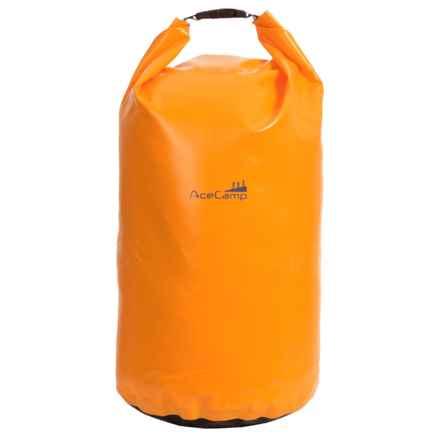 AceCamp Laminated Dry Sack - 30L in Orange - Closeouts