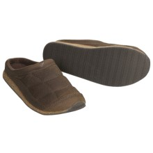 Acorn Anorak Cork Clogs (For Women) in Earth - Closeouts