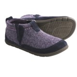 Acorn Bree Bootie Slippers - Wool, Suede (For Women)