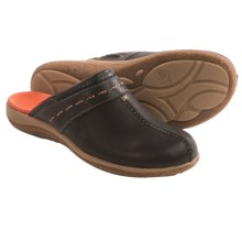 Acorn C2G Lite Artisan Clogs - Leather (For Women) in Black - Closeouts
