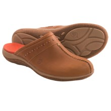 Acorn C2G Lite Artisan Clogs - Leather (For Women) in Whiskey - Closeouts