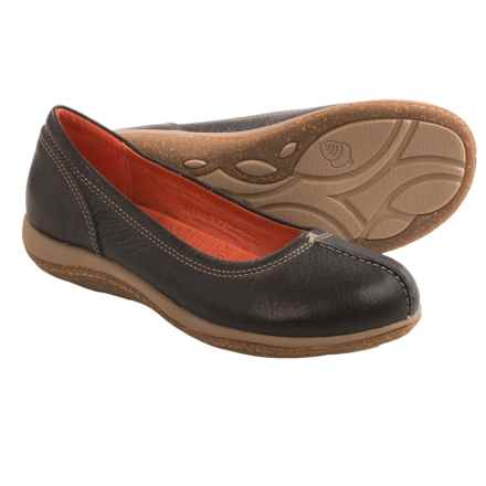Acorn C2G Lite Ballet Flats - Leather (For Women) in Black - Closeouts