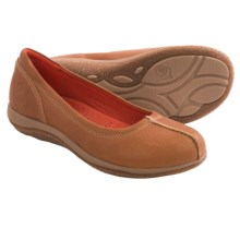 Acorn C2G Lite Ballet Shoes - Leather (For Women) in Whiskey - Closeouts
