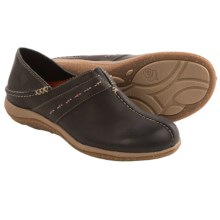 Acorn C2G Lite Moccasins - Leather (For Women) in Black - Closeouts