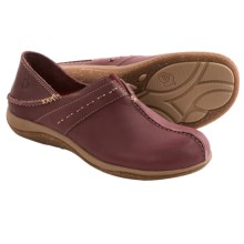 Acorn C2G Lite Moccasins - Leather (For Women) in Chianti - Closeouts