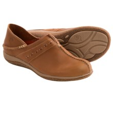 Acorn C2G Lite Moccasins - Leather (For Women) in Whiskey - Closeouts