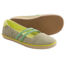 Acorn Crossroad Moccasins (For Women) in Celadon - Closeouts