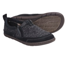 Acorn Descent Moc Slippers (For Men) in Graphite Heather - Closeouts
