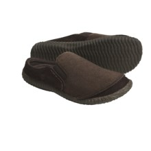 Acorn Earthroamer Clogs - Wool, Leather (For Men) in Java Combo - Closeouts