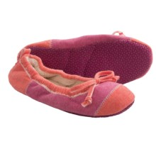 Acorn Easy Spa Ballet Slippers (For Women) in Sherbet Jersey - Closeouts