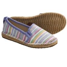 Acorn Espie Moc Shoes (For Women) in Multi Wash - Closeouts