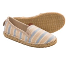 Acorn Espie Moc Shoes (For Women) in Sand Wash - Closeouts
