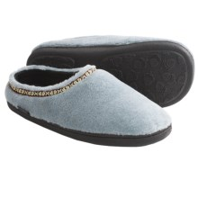 Acorn Highlander Slippers (For Women) in Powder Blue - Closeouts