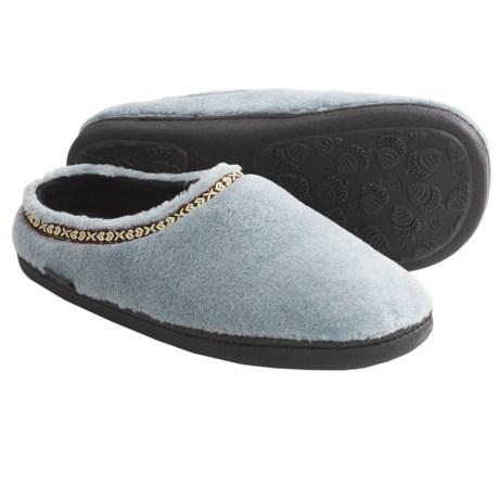 Acorn Highlander Slippers (For Women) in Teal