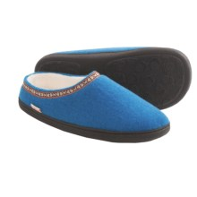 Acorn Highlander Slippers (For Women) in Teal - Closeouts