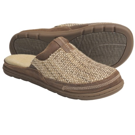 Acorn Jackson Mule Slippers (For Men) in Jute