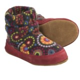 Acorn Kadabra Bootie Slippers - Fleece (For Girls)