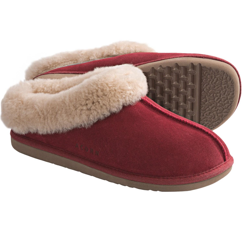 Sheepskin Lined Womens Shoes