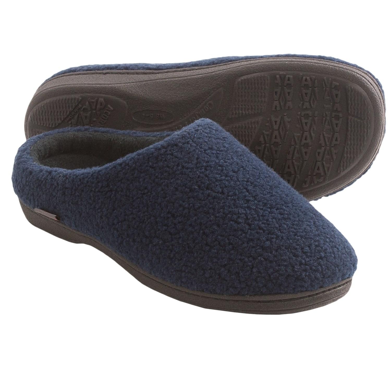 Acorn House Slippers