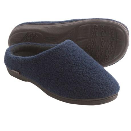 Acorn Nex Tex Clog Slippers (For Women) in Navy