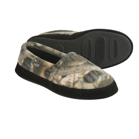 Acorn Polar Moc II Slippers (For Men) in Camo