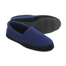 Acorn Polar Moc II Slippers (For Men) in Navy - Closeouts