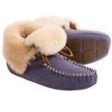 Acorn Sheepskin Moxie Boot Slippers (For Women)