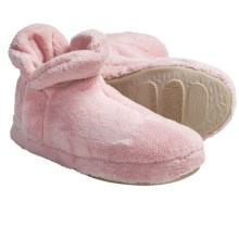 Acorn Spa Hugger Slippers - Adjustable (For Women) in Pink - Closeouts