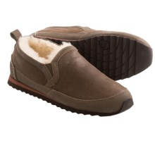 Acorn Sport Romeo Slippers - Sheepskin (For Men) in Chestnut - Closeouts