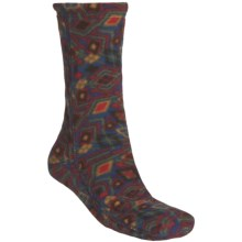 Acorn Versa Socks - Fleece (For Men) in Frenzy Primary - Closeouts