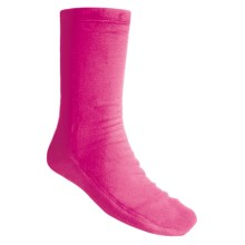 Acorn Versa Socks - Fleece (For Women) in Corsage - Closeouts