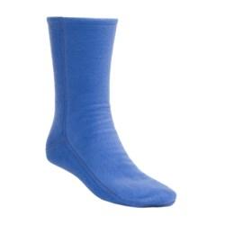 Acorn Versa Socks - Fleece (For Women) in Twilight Time