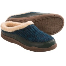 Acorn Wearabout Wool Clogs (For Women) in Teal - Closeouts