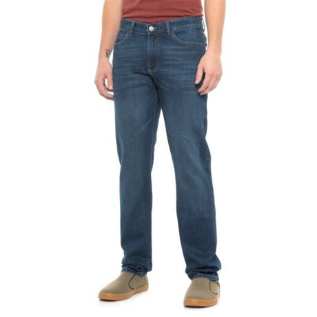 Image of Acre Dark Russell Denim Jeans - Slim Straight (For Men)