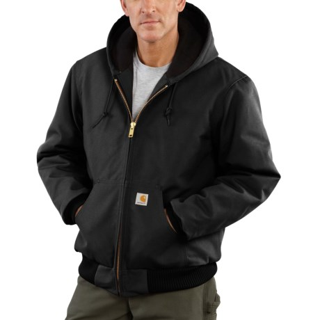 Image of Active Duck Jacket - Flannel Lined, Factory 2nds (For Big and Tall Men)