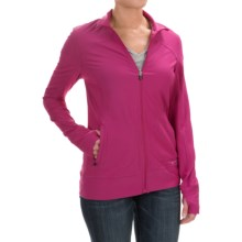 Active Jacket (For Women) in Magenta - 2nds