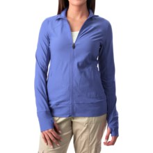 Active Jacket (For Women) in Periwinkle - 2nds