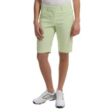 Active Solid Shorts (For Women) in Palm - 2nds
