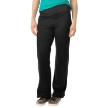 Active Stretch Pants (For Women) in Black - 2nds