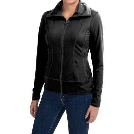 Active Zip Jacket (For Women)