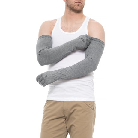 Image of Activelce Full-Fingered Sun Sleeves - UPF 50+ (For Men)