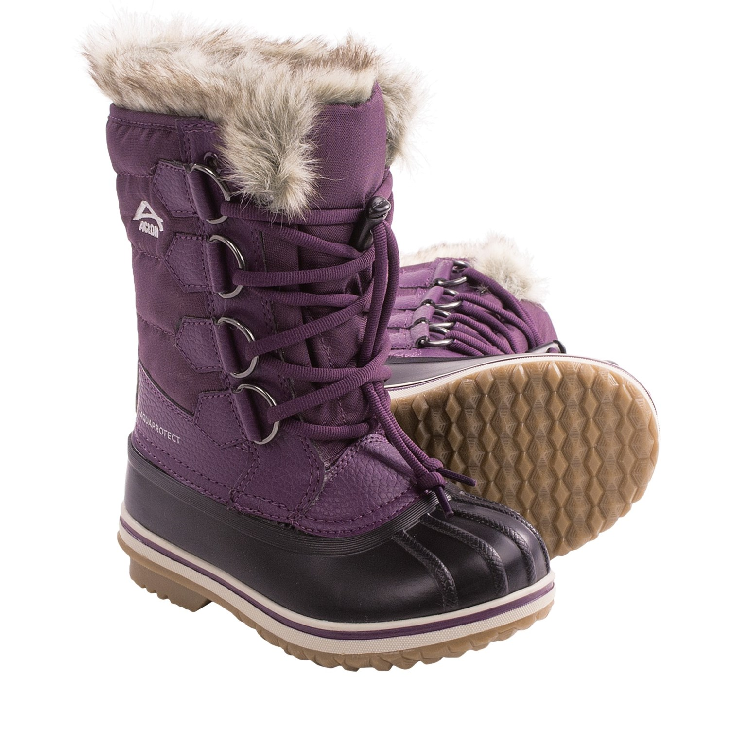 Acton Cortina Winter Boots - Waterproof (For Kids) - Save 35%