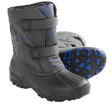 Acton Gypsy Winter Boots - Waterproof, Insulated (For Girls) in Grey - Closeouts