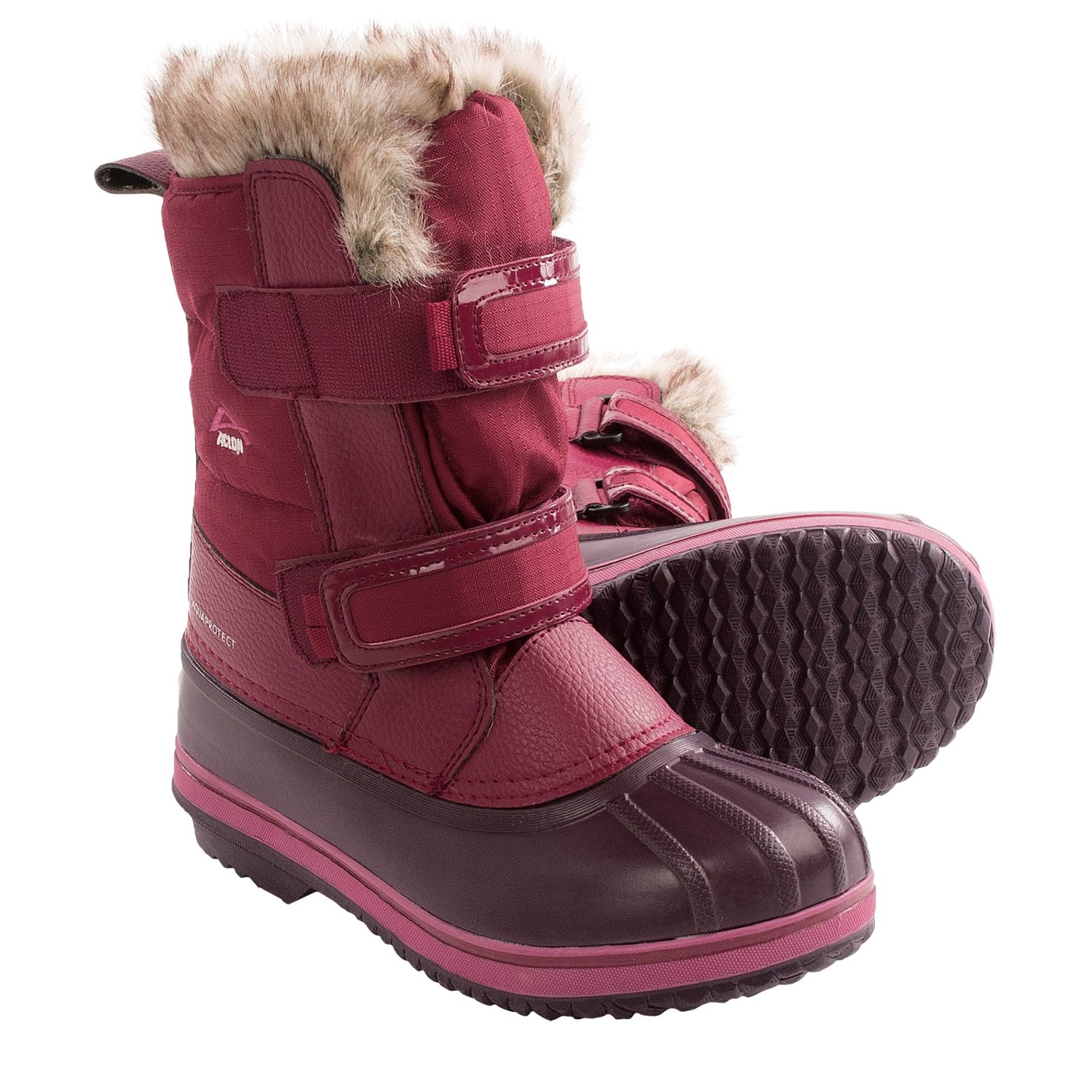 Acton Iceland Winter Boots - Waterproof, Insulated (For
