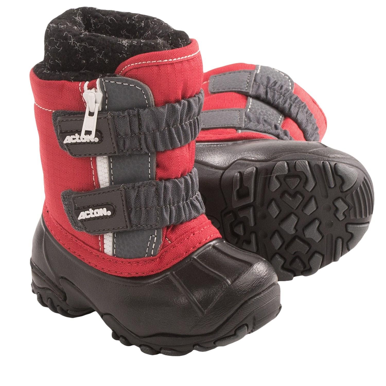 Acton Munchkin Snow Boots - Waterproof (For Little Kids