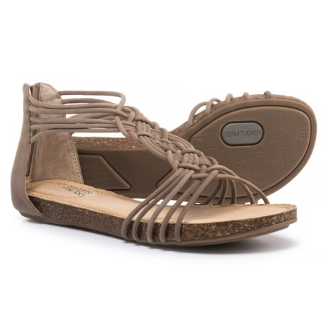 Adam Tucker by Me Too Cali Sandals - Leather (For Women)