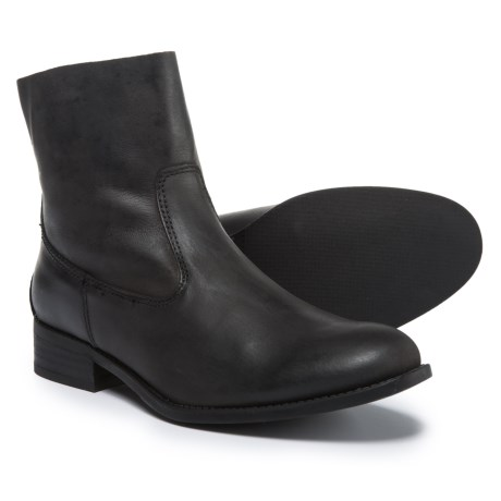 Adam Tucker by Me Too Logan Boots - Leather (For Women) in Black
