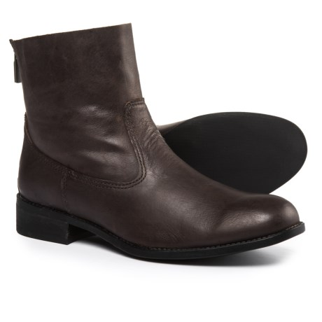 Adam Tucker by Me Too Logan Boots - Leather (For Women) in Cuban Brown