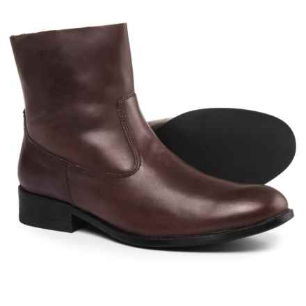 Adam Tucker by Me Too Logan Boots - Leather (For Women) in Ruby - Closeouts